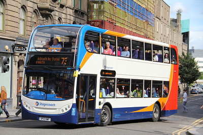 Stagecoach Strathtay 15817 Commercial St Dundee 2 Jul 12