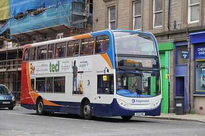 Stagecoach Strathtay 15816 Seagate Dundee 1 Aug 12