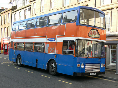Stagecoach Strathtay 14682 High St Montrose 2 Oct 07