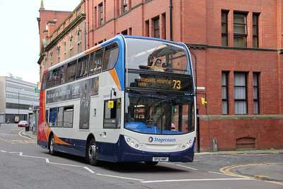 Stagecoach Strathtay 15817 Seagate Dundee 2 Jul 12