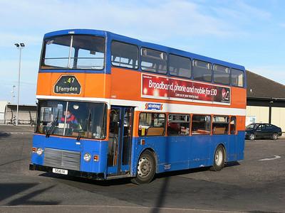 Stagecoach Strathtay 14682 Montrose Stn 3 Oct 07