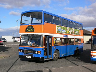 Stagecoach Strathtay 14680 Montrose Stn Sep 07