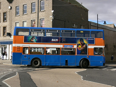 Stagecoach Strathtay 14680 High St Montrose 2 Sep 07