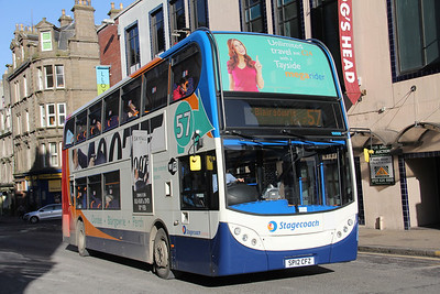 Stagecoach Strathtay 10006 Seagate Dundee Mar 13