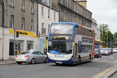 Stagecoach Strathtay 15817 County Perth Perth 1 Aug 12