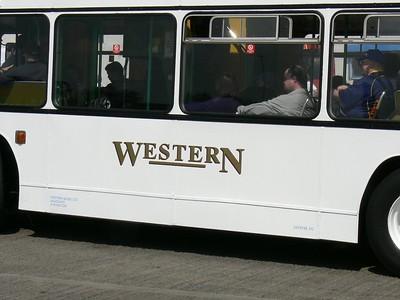 Stagecoach Western 11083 Kilmarnock Depot 5 Jun 07