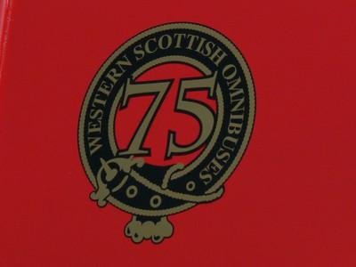 Stagecoach Western 16859 Kilmarnock Depot 4 Jun 07