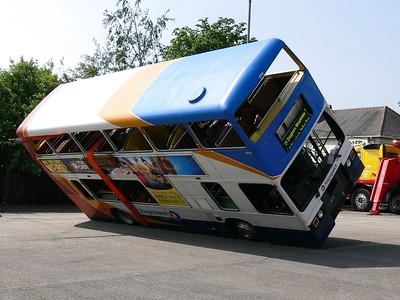 Stagecoach Western 10950 Kilmarnock Depot 3 Jun 07