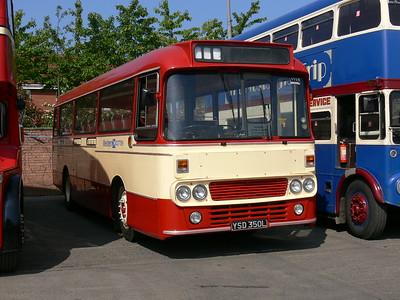 Preserved YSD350L Kilmarnock Depot Jun 07