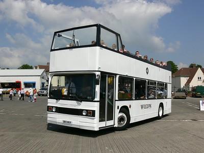 Stagecoach Western 11083 Kilmarnock Depot 4 Jun 07
