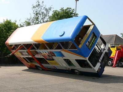 Stagecoach Western 10950 Kilmarnock Depot 5 Jun 07