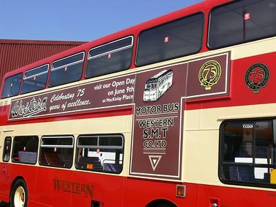 Stagecoach Western 16859 Kilmarnock Depot 6 Jun 07
