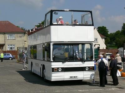 Stagecoach Western 11083 Kilmarnock Depot 1 Jun 07