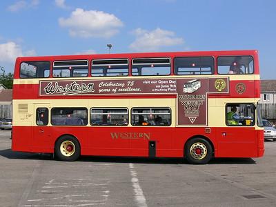 Stagecoach Western 16859 Kilmarnock Depot 3 Jun 07