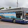 Stagecoach Western 54262 Whitesands Dumfries 3 Jul 16