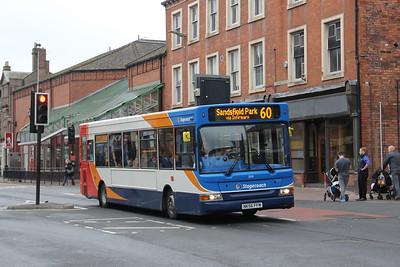 Stagecoach Cumbria 35191 Lowther Street Carlisle Sep 18