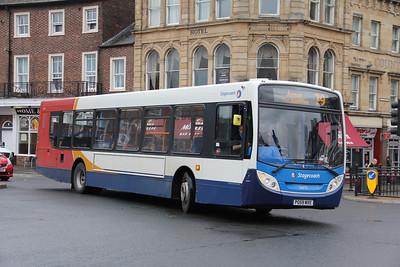 Stagecoach Cumbria 24171 English Street Carlisle Sep 18