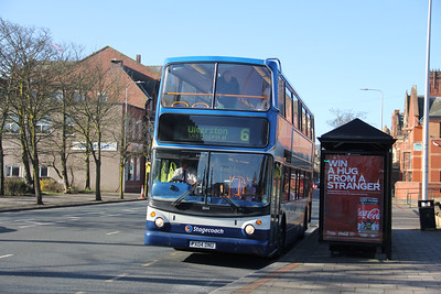 Stagecoach Cumbria 18144 Abbey Road Barrow 1 Mar 19