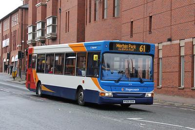 Stagecoach Cumbria 34716 Lowther Street Carlisle 2 Sep 18