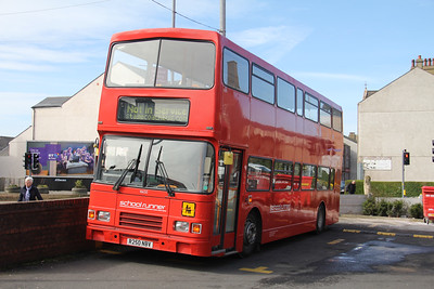 Stagecoach Cumbria 16650 Workington Bus Station 1 Mar 19
