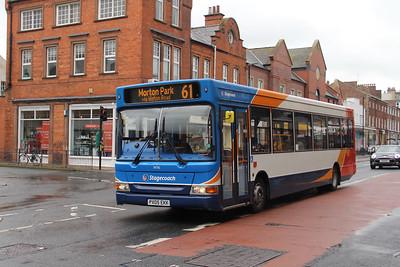 Stagecoach Cumbria 34716 Lowther Street Carlisle 1 Sep 18