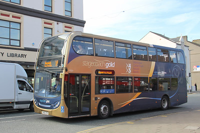 Stagecoach Cumbria 15521 Oxford Street Workington Mar 19