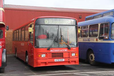 Stagecoach Cumbria 20710 Kilmarnock depot 2 Apr 18