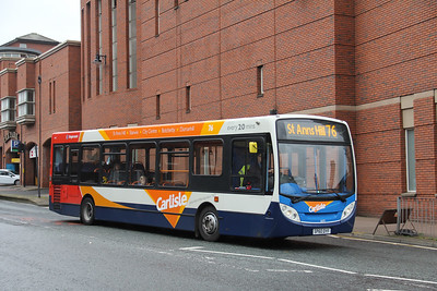 Stagecoach Cumbria 36195 Lowther Street Carlisle 2 Sep 18