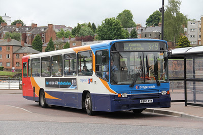 Stagecoach Cumbria 20960 Whitesands Dumfries Jun 12