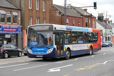 Stagecoach Cumbria 24119 Whiteands Dumfries Jun 12
