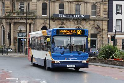 Stagecoach Cumbria 34802 English Street Carlisle 1 Sep 18