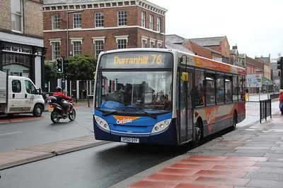 Stagecoach Cumbria 36195 Lowther Street Carlisle 3 Sep 18