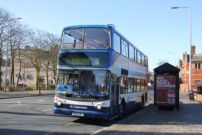 Stagecoach Cumbria 18144 Abbey Road Barrow 2 Mar 19