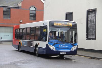 Stagecoach Cumbria 22887 Carlisle Bus Station Sep 18