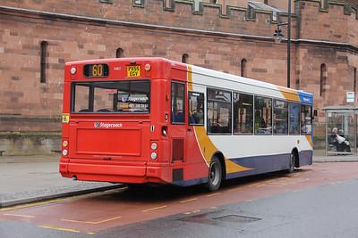 Stagecoach Cumbria 34802 English Street Carlisle 2 Sep 18