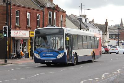 Stagecoach Cumbria 22873 Whitesands Dumfries Sep 18