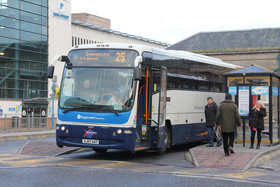 Stagecoach Highlands 54039 Inverness Bus Station 1 Jan 18