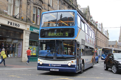 Stagecoach Highlands 18111 Queensgate Inverness Jul 19