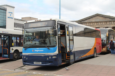 Stagecoach Highlands 53333 Inverness Bus Station Jul 19