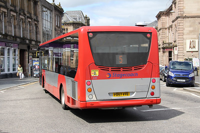 Stagecoach Highlands 21210 Academy Street Inverness 2 Jul 19