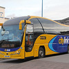 Stagecoach Highlands 54822 Inverness Bus Station 2 Oct 17