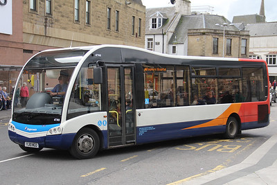 Stagecoach Highlands 47749 Falcon Square Inverness Jul 19