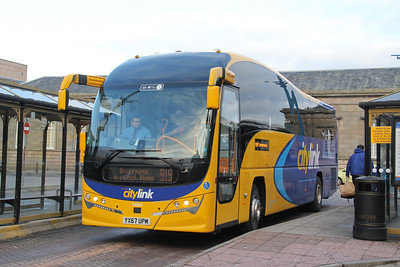 Stagecoach Highlands 54824 Inverness Bus Station Jan 18