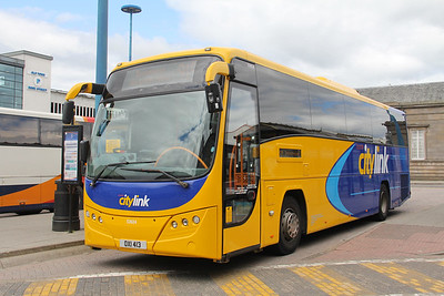 Stagecoach Highlands 53624 Inverness Bus Station Jul 19