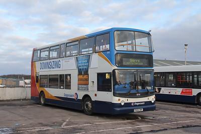 Stagecoach Highlands 18146 Seafield Depot Inverness 2 Jan 18