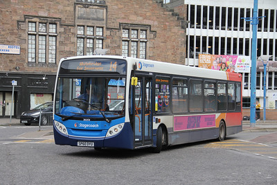 Stagecoach Highlands 36204 Inverness Bus Station Jul 19
