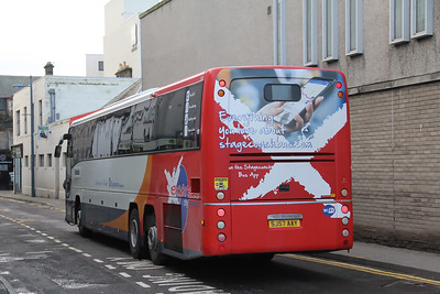 Stagecoach Highlands 54039 Inverness Bus Station 4 Jan 18