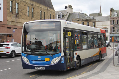 Stagecoach Highlands 36070 Falcon Square Inverness Jul 19