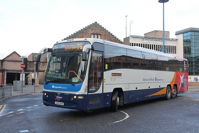 Stagecoach Highlands 54039 Inverness Bus Station 3 Jan 18