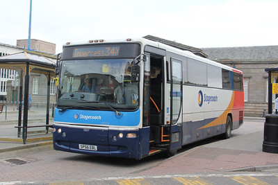 Stagecoach Highlands 53257 Inverness Bus Station Jul 19